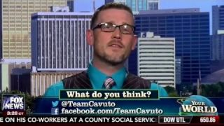 "MY INTERVIEW ON FOX NEWS WITH NEIL CAVUTO ABOUT ""TRANSGENDER"" BATHROOMS."
